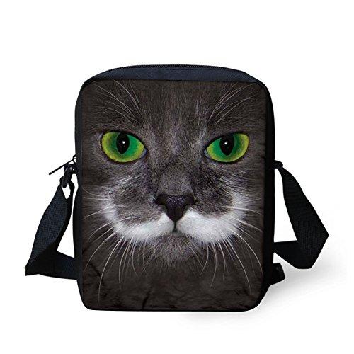 bandoulière H11630E Marron pour IDEA Y Sac Cat Cat 5 3 femme HUGS petit IqBApwI