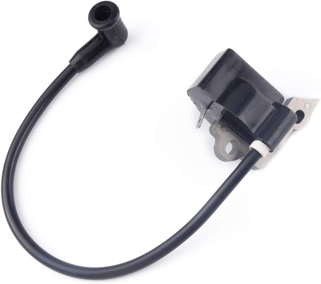 545081826 Ignition Coil for Poulan Craftsman Weed Eater Blower FB25 BVM200VS BVM210VS PPB430VS SM210VS VS2000BV Engines Replace 545081826 545158001