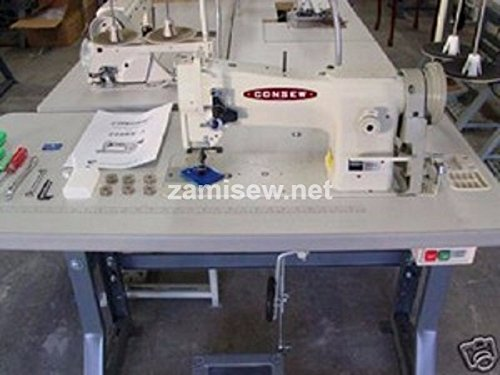Consew 206RB-5 Walking Foot Industrial Sewing Machine with T..