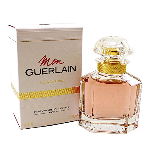 Guerlain Mon Guerlain for Women 1.6 Oz Eau De Parfum Spray, 1.6 Oz from GUERLAIN