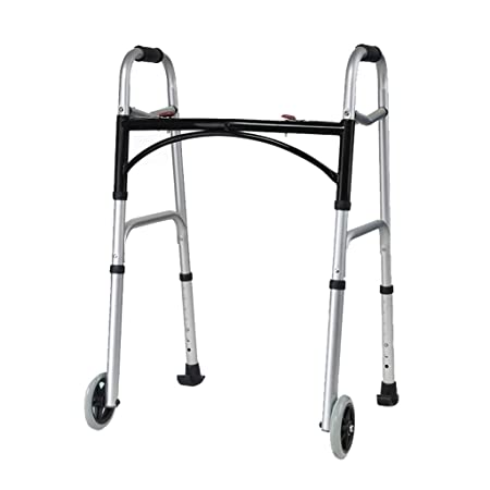 LHNLY-Andadores Bastidor bariátrico Resistente para Personas ...