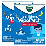 Vicks VapoPatch with Long Lasting Soothing Vicks