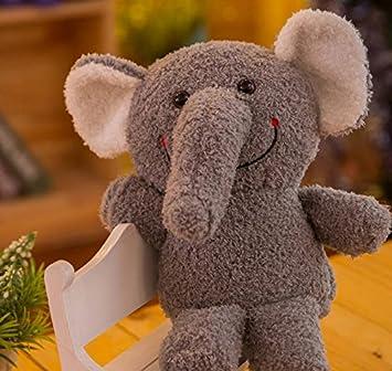 YOIL Lindo y Encantador Juguete Suave Peluches Elefante de Felpa de 30 cm Elefante de Peluche