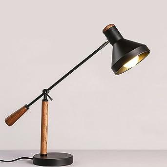 Nordisch Einfache Nachttischlampen Modern Einstellbar