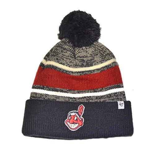 486c5af61be  47 Brand Calgary Cuff Beanie Hat POM POM - NBA Cuffed Knit Cap