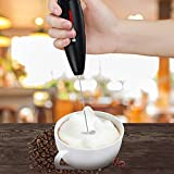 Bonsenkitchen Handheld Milk Frother, Electric