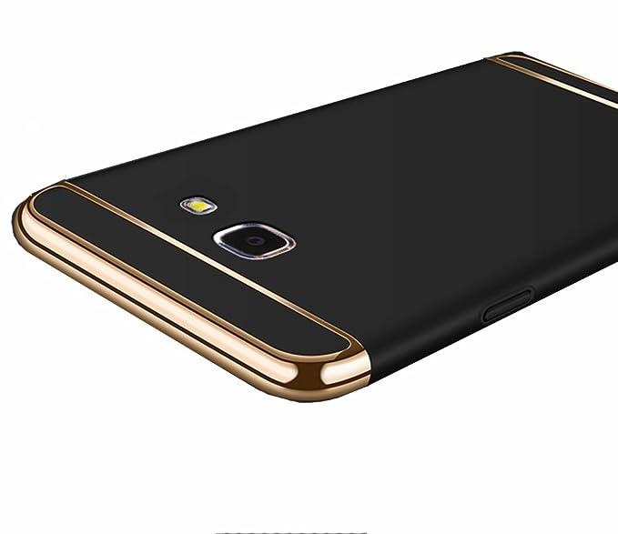 new concept a6755 ae824 Amazon.com: Galaxy On5 2016 Case,Galaxy J5 Prime Case, Ranyi [3 in 1 ...