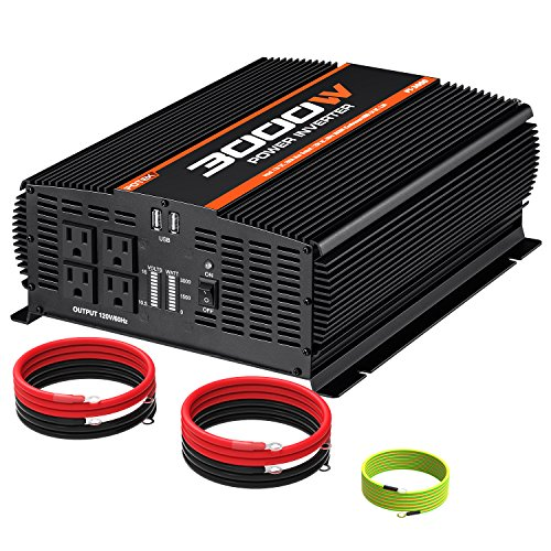 How to find the best truck inverter 3000 watts for 2019?