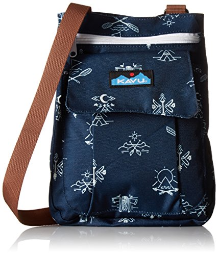 KAVU Women's For Keeps, Navy Camper, One - Kavu Mini Keeper Shopping Results