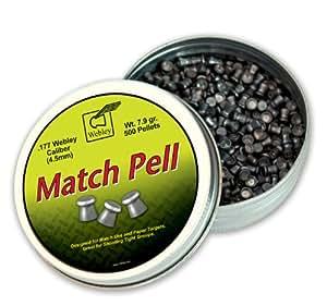 Webley Matchpell .177 Caliber Pellets