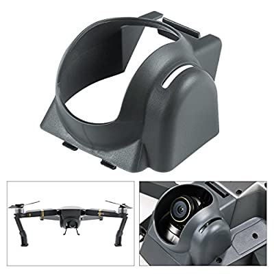 Depstech DJI Mavic Pro Quadcopter Drone 3 in 1 Accessories Kits, Landing Gear Leg Height Extender with Protection Pad, Lens Hood Sunshade with Silicone Cover, Remote Joystick Holder Bracket