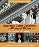 Supreme Court Decisions and Womens Rights 2nd Edition