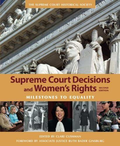 Supreme Court Decisions and Women's Rights: Second Edition