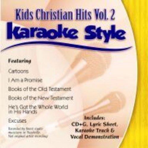 Daywind Karaoke Style CDG #1368 - Kids Christian Hits Vol.2 (Kids Christian Hits Karaoke)