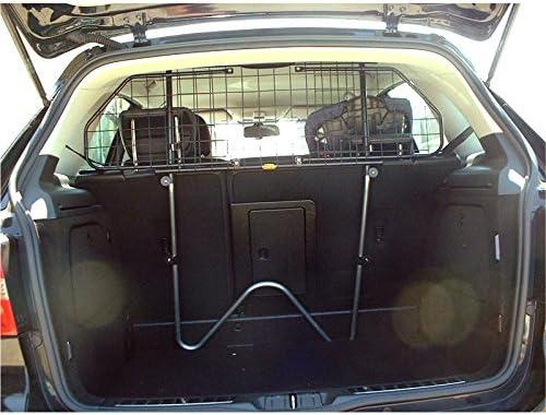 Saunders Hundegitter Gep/äckgitter Tube Mercedes B-Klasse W246 2012