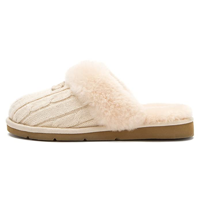 UGG 1865 Cozy Knit, Chaussons Femme