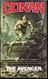 Conan the Avenger, Robert E. Howard, 0441114679