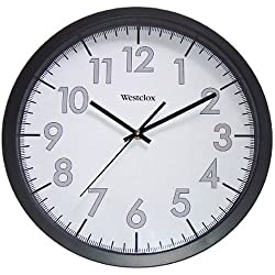Nyl Holdings Llc/ Westclox 14 RND Office Clock quot Round