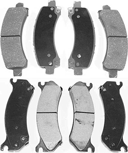 Yukon Ceramic Rear Brake Pad - 6