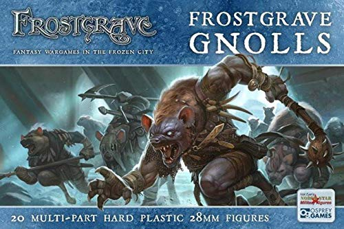Frostgrave Gnolls by Frostgrave