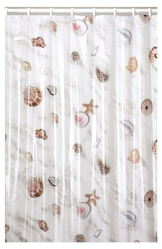 Creative Bath Seashells shower Curtain
