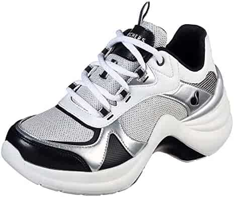 29f7021a9a1 Shopping 1 Star   Up - Skechers - Top Brands - White - Shoes - Women ...