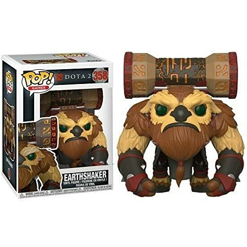 Funko Pop Games: Dota 2- EARTHSHAKER Collectible Figure ()