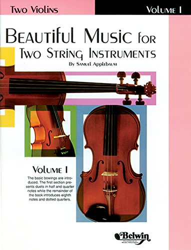 Beautiful Music for Two String Instruments, Bk 1: 2 -