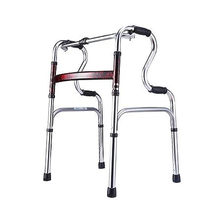 Andador Adulto con Ruedas - Andador médico portátil con ...