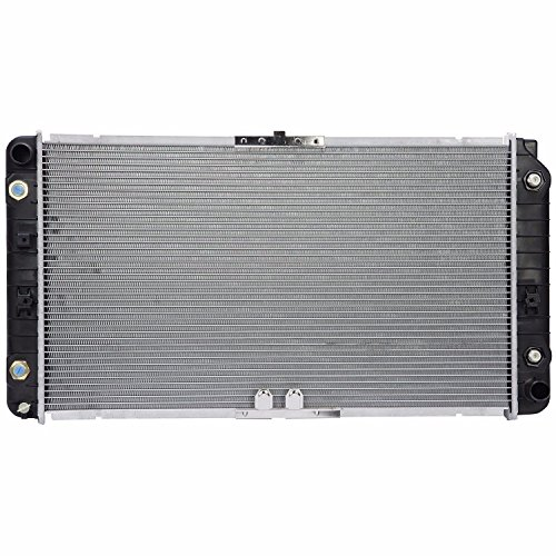 Klimoto Brand New Radiator fits Cadillac Commercial Chassis Fleetwood Chevrolet Caprice Impala 4.3L 5.7L V8 KLI1517