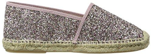 Shoe Biz Damen 1494 Espadrilles Pink (Gl/P)