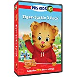 Daniel Tiger's Neighborhood: Tiger-tastic 3 Pack