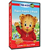 Daniel Tiger's Neighborhood: Tiger-tastic 3 Pack Image