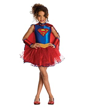 Horror-Shop Traje de Supergirl M: Amazon.es: Juguetes y juegos