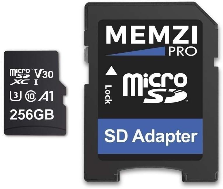 Memzi Pro 256 Gb Speicherkarte Kompatibel Für Dji Osmo Computer Zubehör