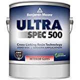 Benjamin Moore Ultra Spec 500 Interior Paint - Gloss Finish (Gallon, Custom Color)