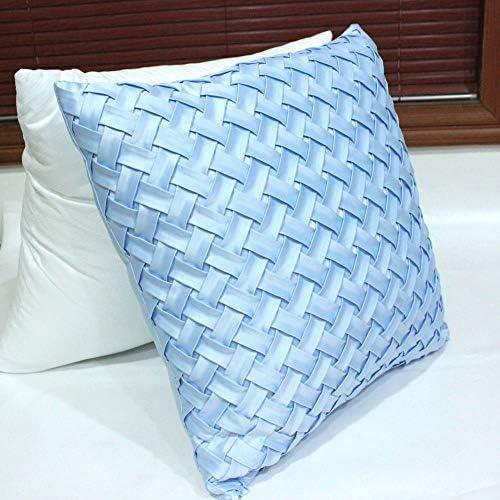 KJHG Deep Fill Shredded Memory Foam Bamboo Pillow – Super Rempli pour Ultra High loft Sleepers