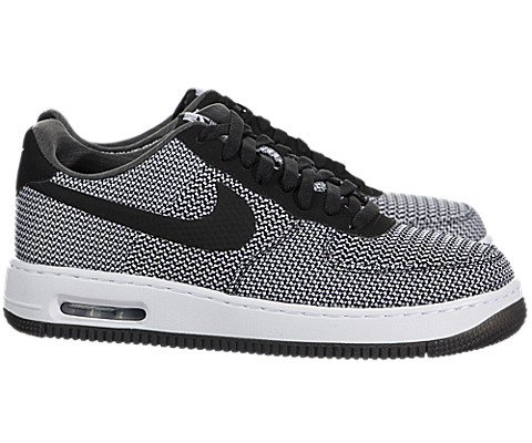 Nike Air Force 1 Elite TXT - White / Black, 9 D US