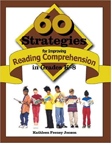 Amazon.com: 60 Strategies for Improving Reading Comprehension in ...