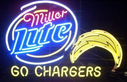 Los Angeles Chargers Pub Light Chargers Pub Light