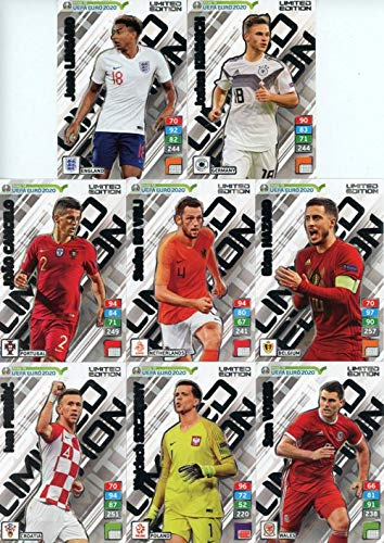 Seventeen Us Tour 2020 Amazon.com: 2020 Panini Adrenalyn Road to UEFA EURO EXCLUSIVE HUGE