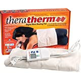 "Chattanooga Theratherm Digital Moist Heating Pad, Medium (14"" x 14"")"