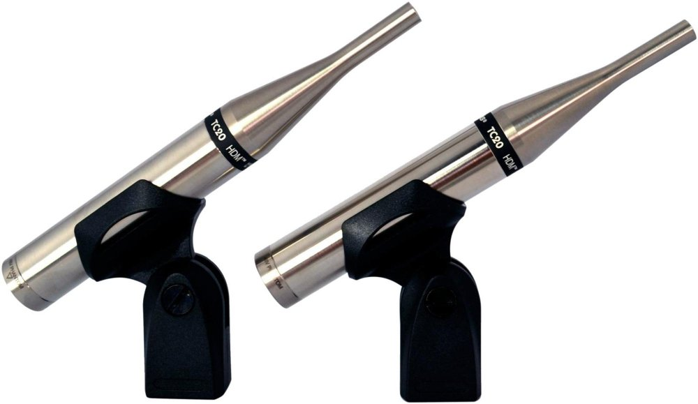 Earthworks TC20mp Omnidirectional Condenser Microphone (Matched Pair)