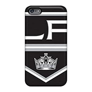 ErleneRobinson Apple Iphone 6 Plus Scratch Resistant Hard Cell-phone Case Provide Private Custom High Resolution Los Angeles Kings Skin [lsg12657Usbs]