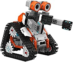 "UBTECH Astrobot Kit Interactive Robotic Building Block System (397 Piece), 8"" x 6"""