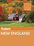 Fodor's New England by Fodor's front cover