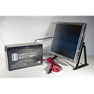 12V-9AH-Battery-for-Wild-Game-Edrenaline-12V-Solar-Panel-Mighty-Max-Battery-brand-product