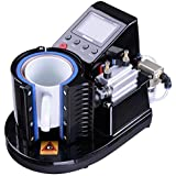 11OZ Mini Auto Pneumatic Mug Heat Press Machine for Mug Cup Sublimation Printing