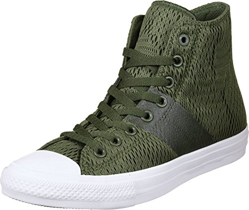 white Collo Hi A Sneaker Mesh Engineered Ctas Verde Converse herbal Uomo Ii gum Alto xwfq70U