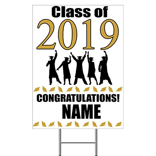 Best graduation yard sign 2019 to buy in 2020